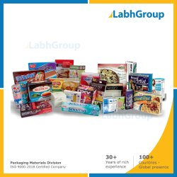 Printed Folding Carton Box For Packaging