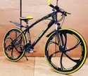 Jaguar Frame Black MTB Cycle