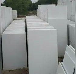 RK MINES Morward White Marble Tile
