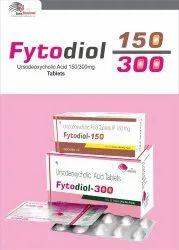 FYTOdiol-150 Tablet Ursodeoxycholic Acid 150mg