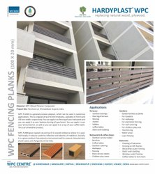 WPC Fencing Planks