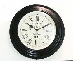 Tora Antique Wall Clock