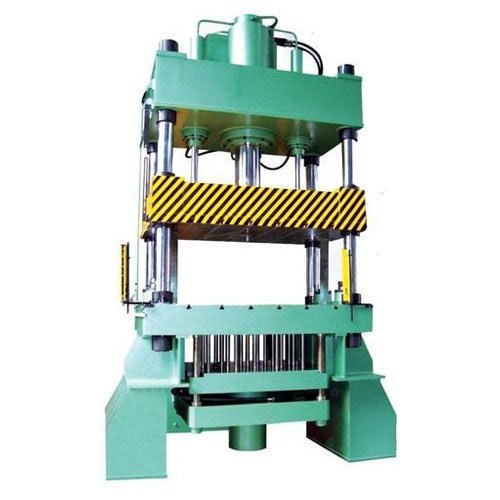 Four Pillar Hydraulic Press Machine