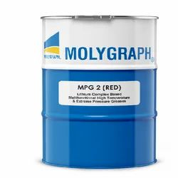 Molygraph Mpg 2 Red - Lithium Complex Based Mutifunctional Greases