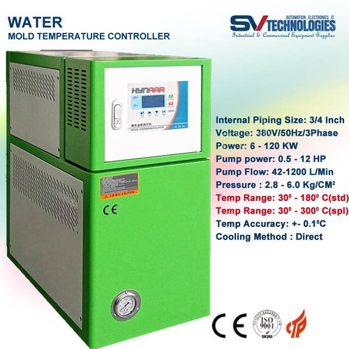 Water Mold Temperature Controller 6KW-120KW