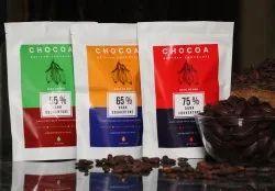Dark Couverture Chocolate (55%,65%,75%)