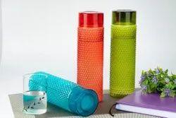 Plastic Empty Mineral Water Bottle, For Household, Capacity: 1liter