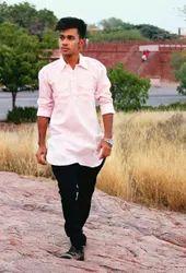 Diwali Traditonal Hunting Kurta Pajama