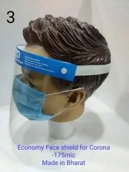Economy Face Shield For Corona -175 Mic
