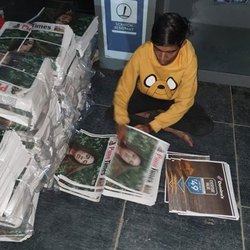 Paper Advertisement Services