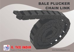 CHAIN LINK FOR BALE PLUCKER