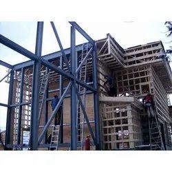 Concrete Frame Structures Industrial Buildings
