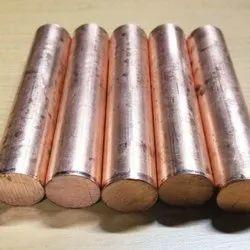 Beryllium Copper Round Bar / UNS C17200 Round Bar / Alloy 25 Round Bar