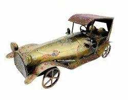 Iron Craft Embossed Vintage Car Antique Decor