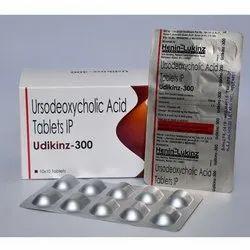 Ursodeoxychlic Acid Tablets IP