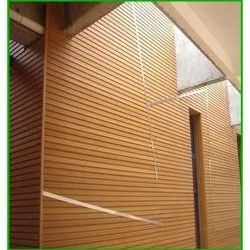 Interior Brown PVC Wall Cladding, Thickness: 6 Mm