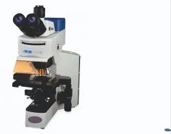 MediRay 1000x Trinocular Research Fluorescence Microscope, LED, Model Name/Number: MHFM-3000