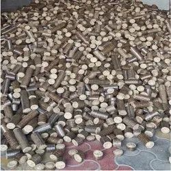 Cylindrical Bio Coal Briquettes, Packaging Type: Poly bag, Packaging Size: 10 Kg