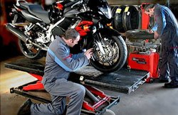 Two Wheeler Repair And Maintenance Service