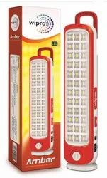 WIPRO AMBER LED EMERGENCY TORCH