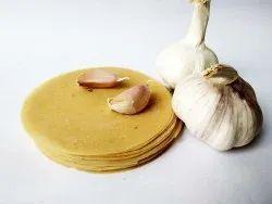 Export Garlic Papad