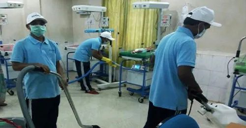 Commercial On Monthly Basis Hospital Housekeeping Services