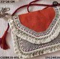 Traditional Banjara Boho Coin Bag