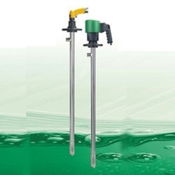 Penumatic barrel Pump