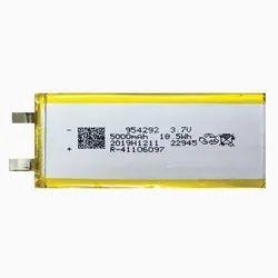 5000mah 3.7V Lithium Polymer Battery Size 954292