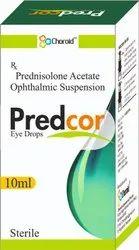 Prednisolone Acetate 1% Eye Drops (Predcor)