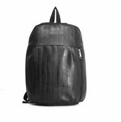 Mboss Leather Laptop Backpack