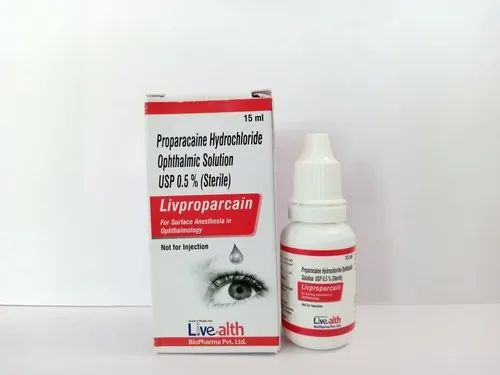 Proparacaine Ophthalmic Solution