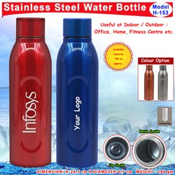 Steel Water Bottle H153