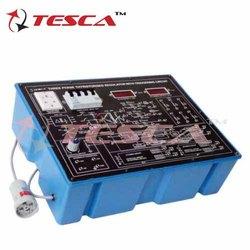Three Phase Thyristorised AC Regular With Triggering Circuit