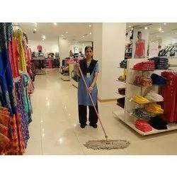 Showroom Housekeeping Services