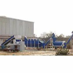 High Speed PP Plastic Waste Washing Machine