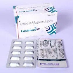 Lornoxicam 8 Mg Tablets