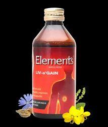 Elements Wellness Liv A Gain Liquid, Non prescription