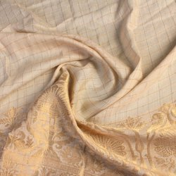 Pure Moonga Silk Fabric