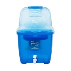 Non Elecric Gravity Based Water Purifier Tata Swach Smart Blue 15 L