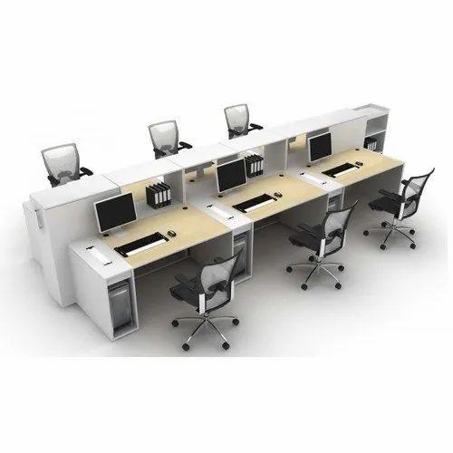 Corporate Modular Workstation