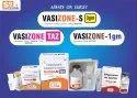 VASIZONE-TAZ Injection Cefoperazone 1000mg   Tazobactam 125mg