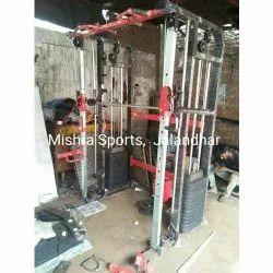 9 Feet Functional Trainer Machine