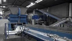 Aluminium Recycling Equipment