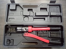 Hydraulic Crimping Tool SHT-400