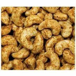 Brown Masala Cashew Nuts, Packaging Type: Plastic Bag, Packaging Size: 10 Kg