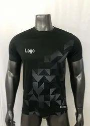 Men Printed Dry Fit T-Shirt