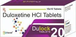 Dulock 20 Mg Tablets
