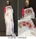 Fancy Chanderi Cotton Indian Wear Saree