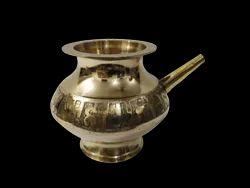 Brass Karwa Chauth Karwa Lota